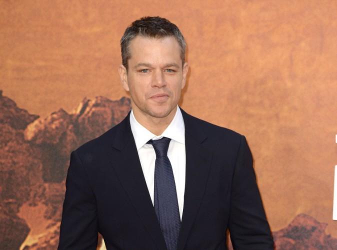 Matt Damon homophobe ? Ses propos choquent, il s'explique !