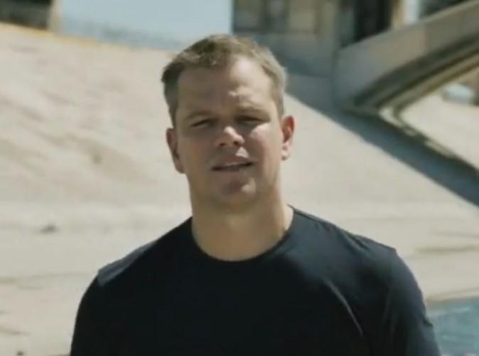 Matt Damon : il vous encourage à offrir à boire aux femmes, pour la bonne cause !