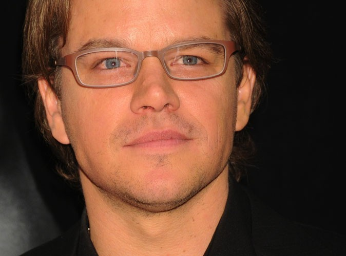 Matt Damon va réaliser un film !