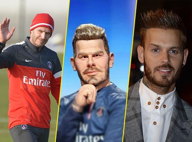 Matt Pokora : grâce à David Beckham, il obtient sa marionnette aux Guignols !