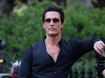 Matthew McConaughey change de bord !