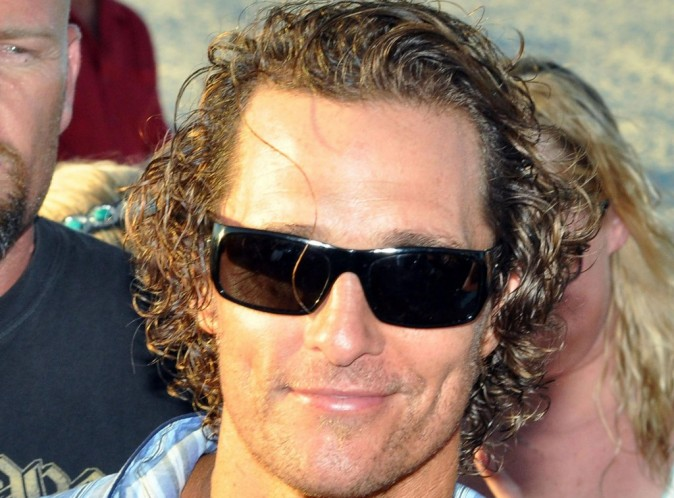 Matthew McConaughey : il s'est rasé la tête !