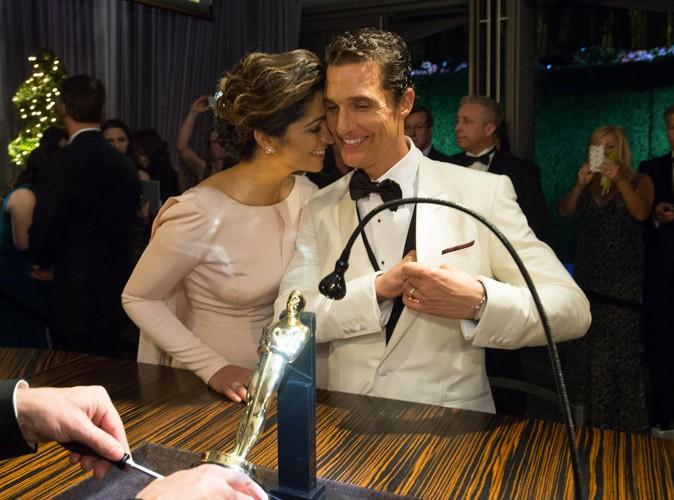 Matthew McConaughey : recevoir un Oscar lui a donné une envie toute particulière !