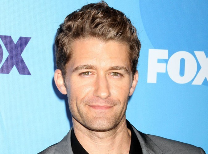 Matthew Morrison : Il part en tournée, oui... Mais avec les Backstreet Boys et les New Kids on the Block !