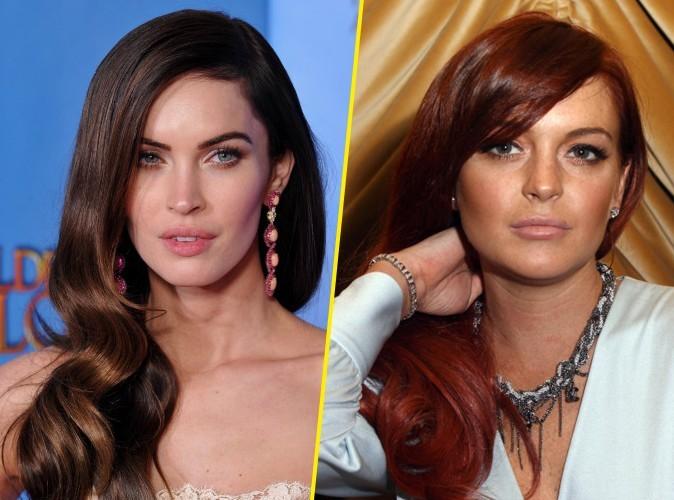 Megan Fox : elle compare Marilyn Monroe à Lindsay Lohan…