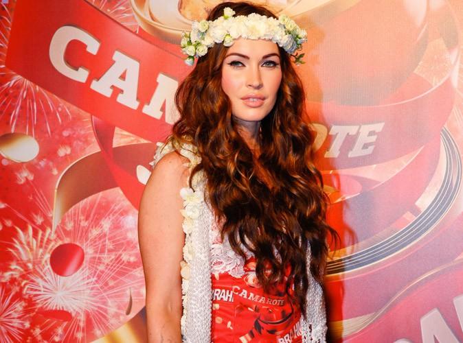 Megan Fox : elle nous dévoile enfin le visage de son bébé de deux mois !
