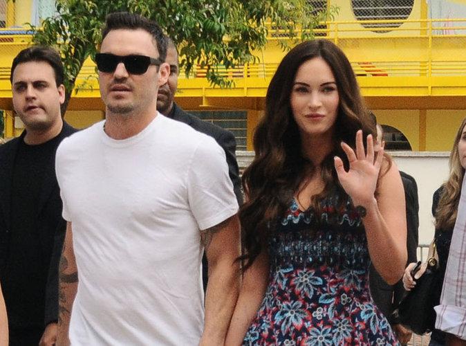 Megan Fox : Et finalement, le père de son enfant est....