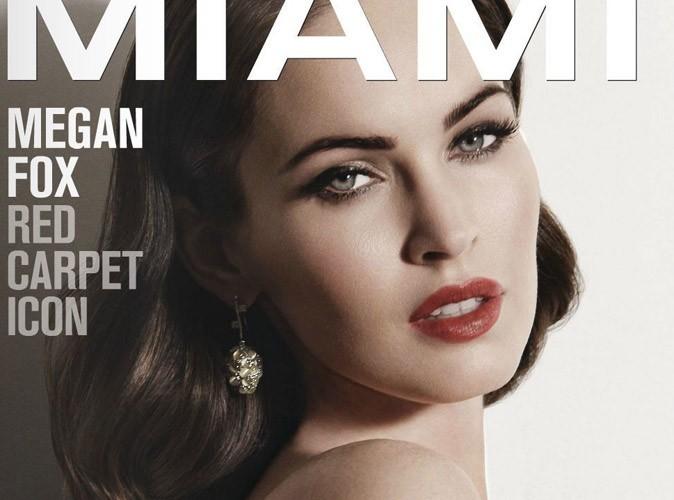 """Megan Fox : """"La jolie fille, ce n'était jamais moi"""""""