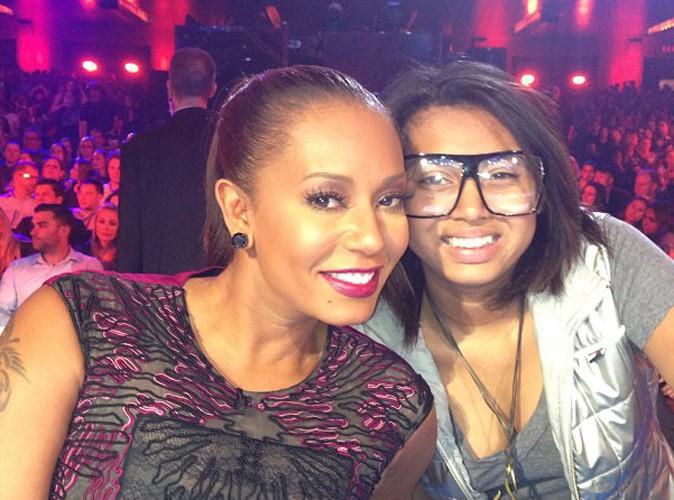 Mel B : sa fille l'accompagne sur le tournage de l'émission America's Got Talent !