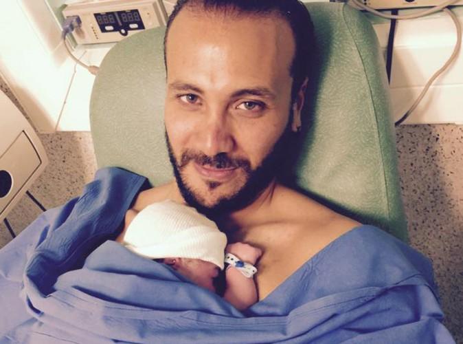 Merwan Rim est papa pour la deuxième fois !