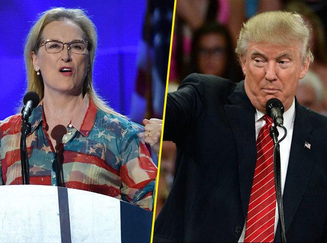 Meryl Streep et Donald Trump : ce lien qui les unit...
