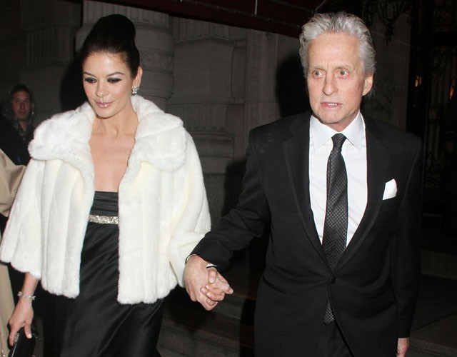 "Michael Douglas : ""Catherine Zeta-Jones va mieux !"""