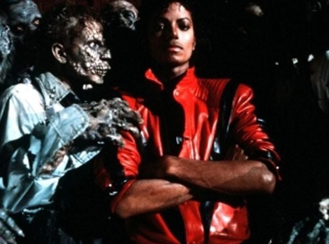Michael Jackson : son blouson de Thriller vendu 1,8 millions de dollars !