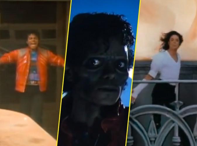 Michael Jackson : Zoom sur les 10 clips les plus cultes de la légende de la pop !