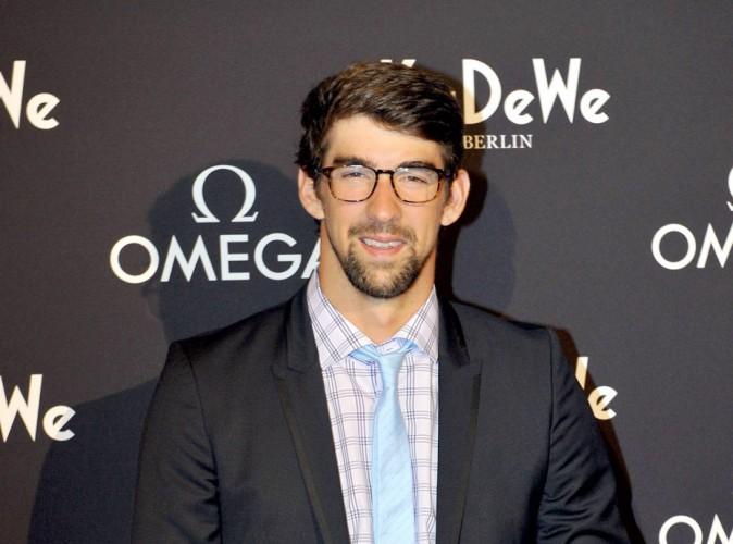 """Michael Phelps : le nageur entre en rehab : """"Je me suis déçu moi-même"""" !"""