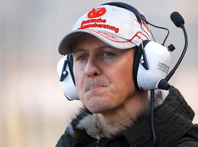 """Michael Schumacher : dans une """"situation stable cette nuit et ce matin"""" !"""
