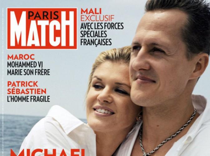 Michael Schumacher : toujours paralysé, son état reste instable…