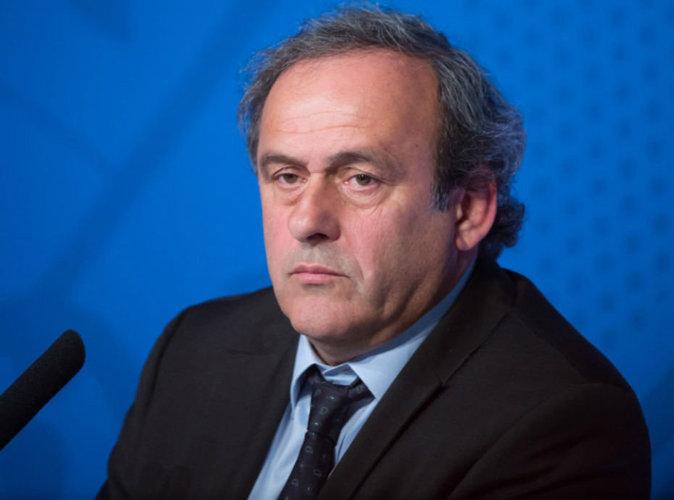 Michel Platini retire officiellement sa candidature à la présidence de la FIFA !
