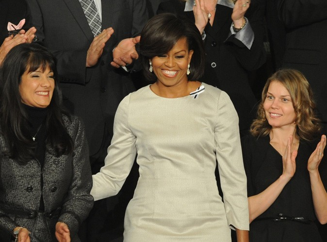 Michelle Obama s'habille en H&M !