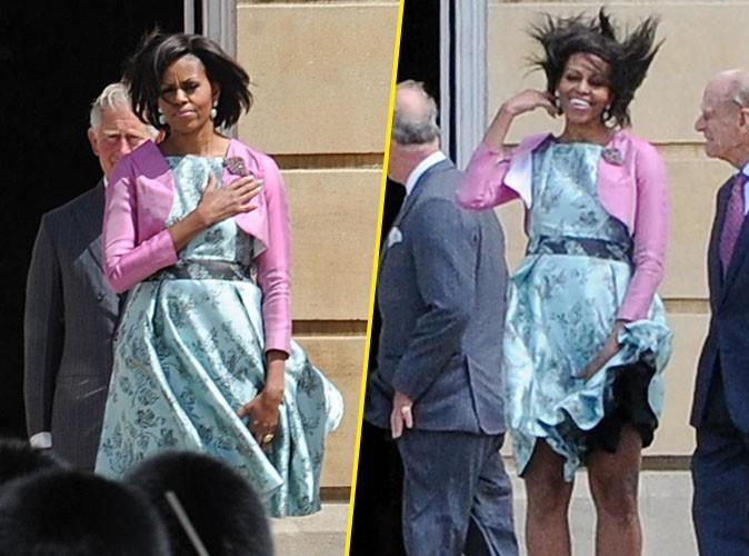 Michelle Obama, une femme dans le vent !