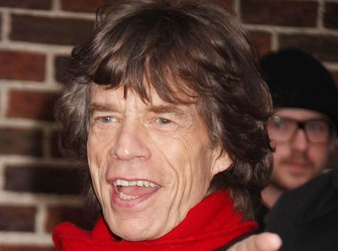 Mick Jagger : arrière grand-père pour la toute première fois !