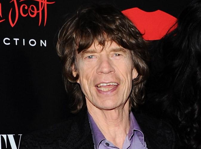 Mick Jagger : papa, grand-père... Et bientôt arrière grand-père !