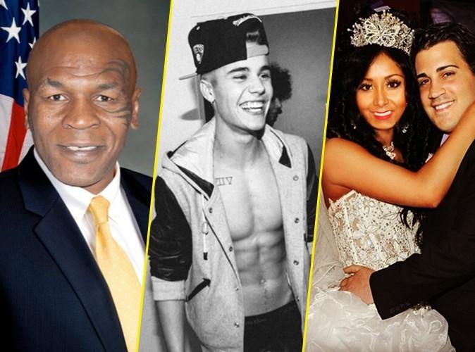 Mike Tyson, Justin Bieber, Snooki : les célébrités deviennent farceuses pour le 1er Avril !