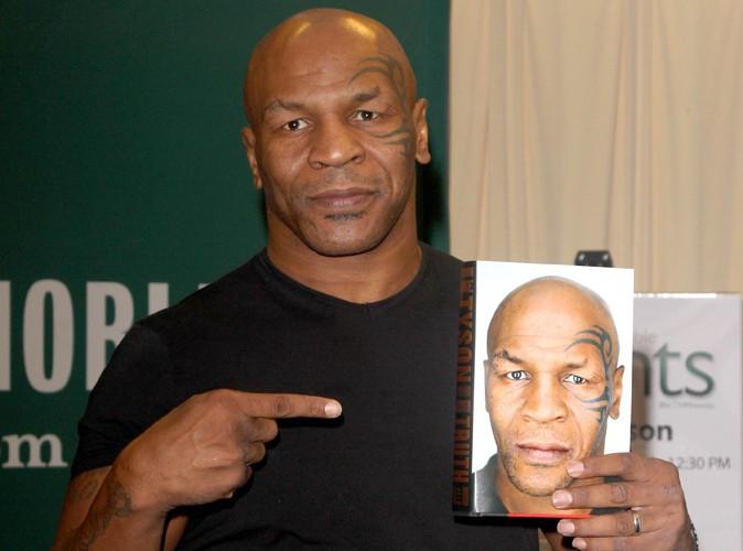 Mike Tyson : Sexe, viol, drogue, violences conjugales, alcool… : le boxeur dit tout dans sa bio !