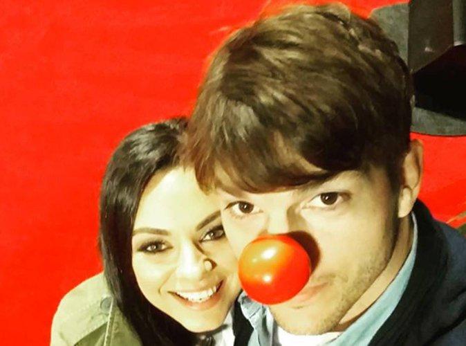 Mila Kunis & Ashton Kutcher : On connait désormais le prénom de leur fils