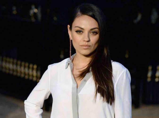Mila Kunis : elle peut à nouveau dormir paisiblement...