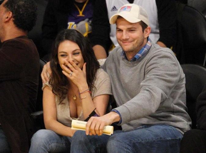 Mila Kunis et Ashton Kutcher enfin mariés !