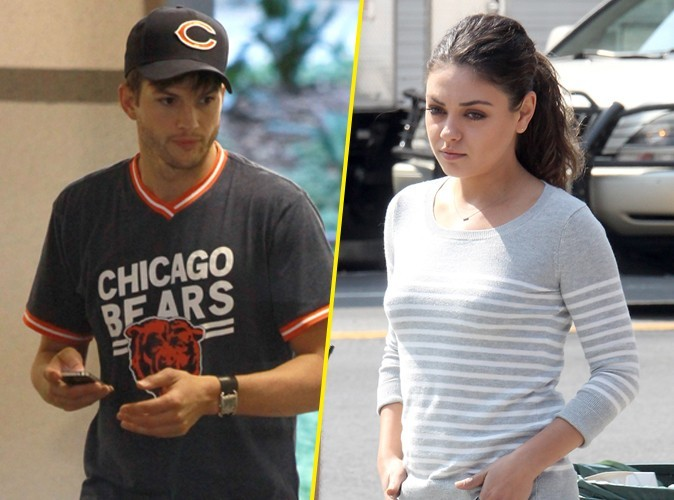 "Mila Kunis et Ashton Kutcher : il lui dit ""I love you"" en plein restaurant…"