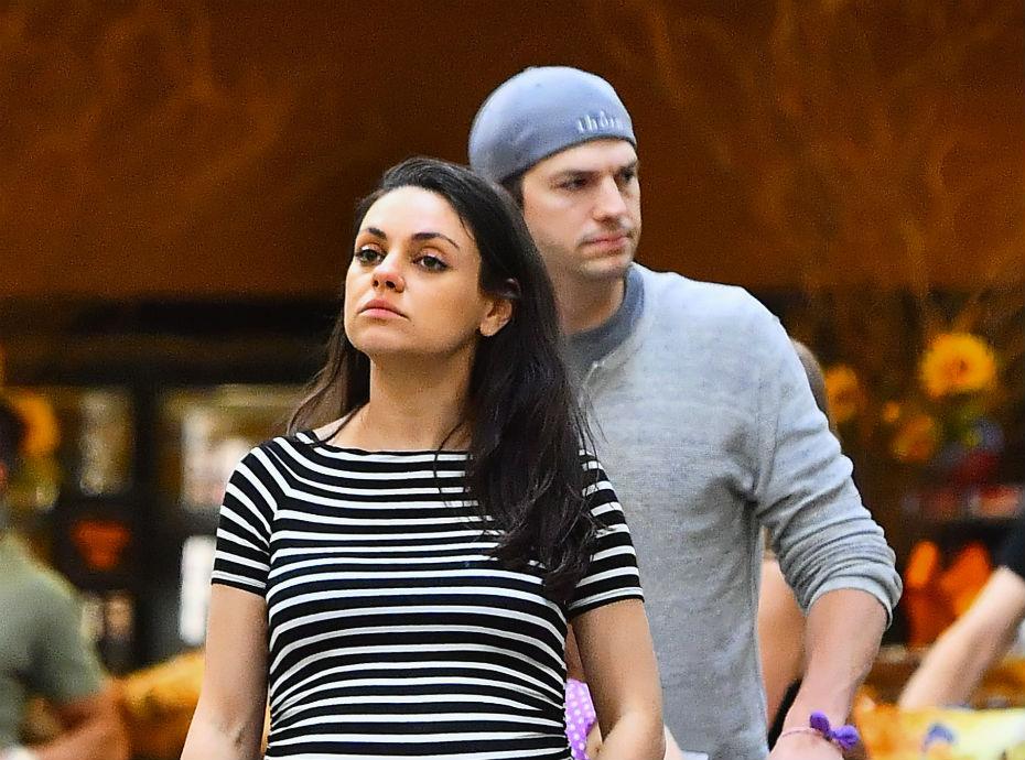Mila Kunis et Ashton Kutcher : leurs enfants n'auront plus de cadeaux pour Noël !