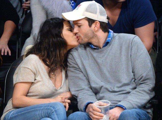 Mila Kunis et Ashton Kutcher : Un enfant est en route !