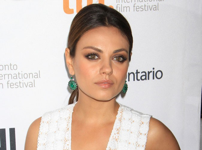 Mila Kunis : et un contrat publicitaire de plus... Un !