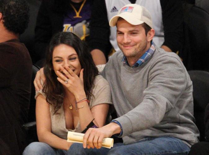 Mila Kunis : ou plutôt Mila Kutcher… Elle a épousé Ashton !