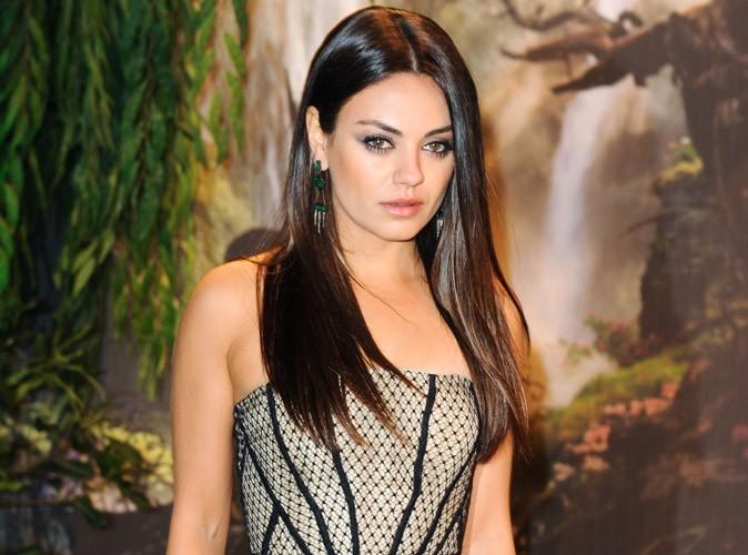 Mila Kunis : personnalité la plus désirée dans une sex-tape !