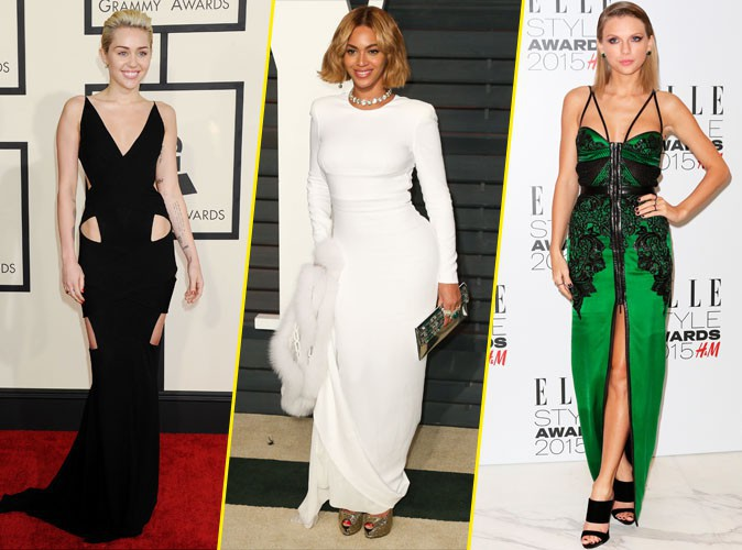 Miley Cyrus, Beyoncé, Taylor Swift, Rihanna... en lice pour les Youtube Music Awards 2015 !