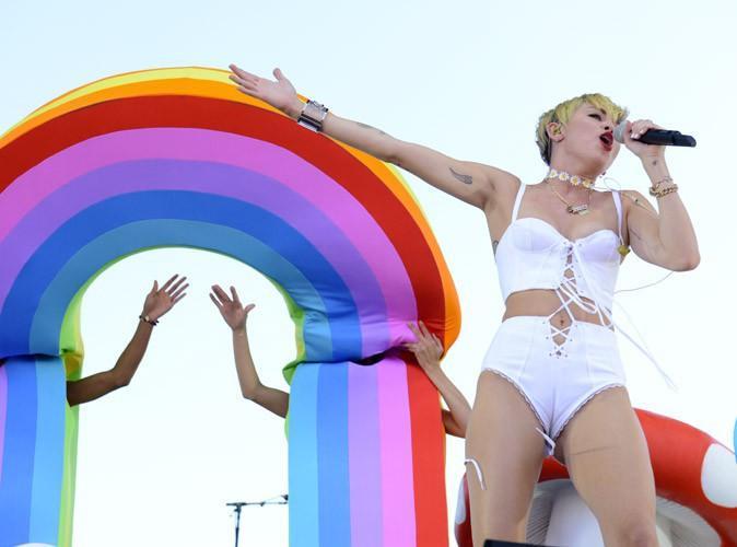 Miley Cyrus : elle a trouvé une façon radicale d'oublier Liam Hemsworth !
