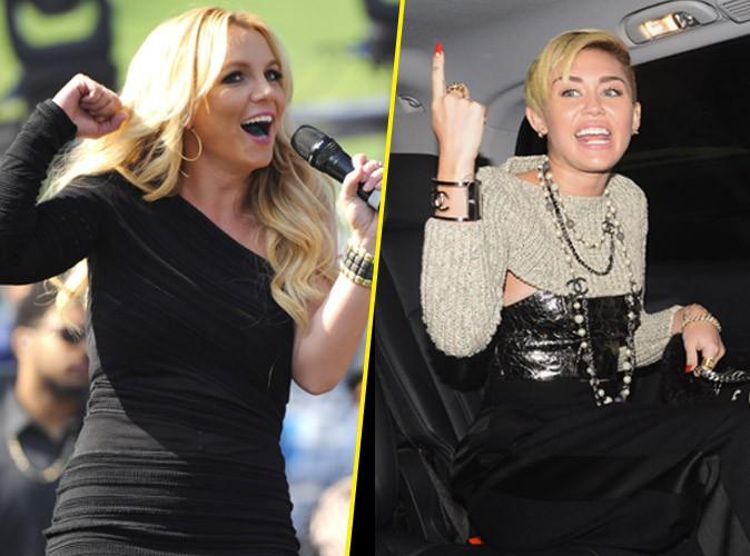 Miley Cyrus : elle annonce un duo avec Britney Spears !