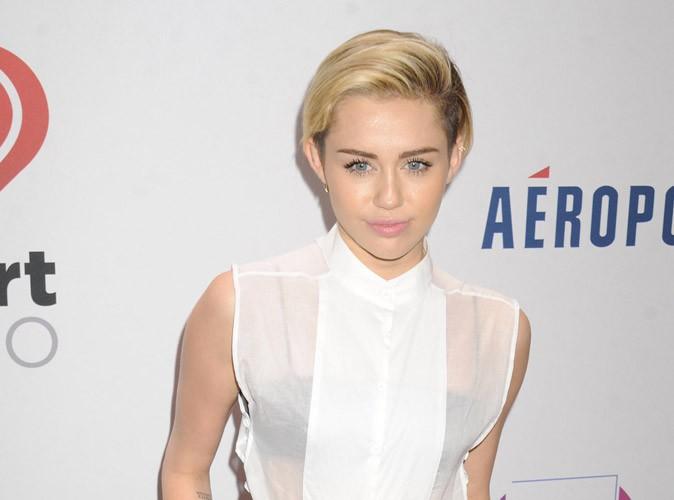 Miley Cyrus : elle dévoile les premières images du clip d'Adore You ainsi qu'une date de sortie !