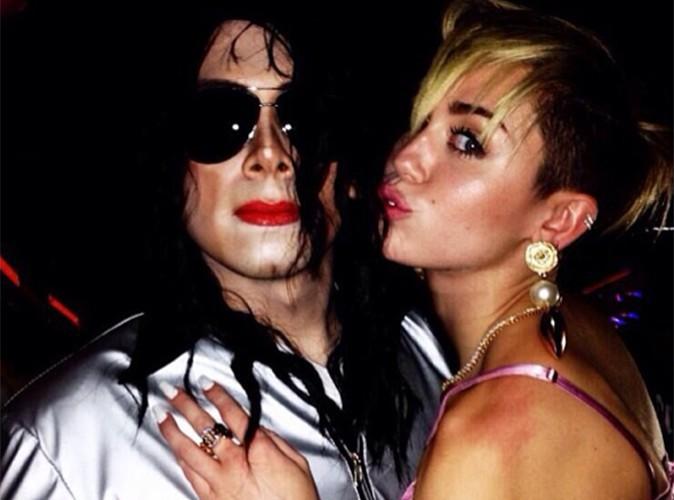 Miley Cyrus : elle fait le buzz avec le sosie de Michael Jackson !