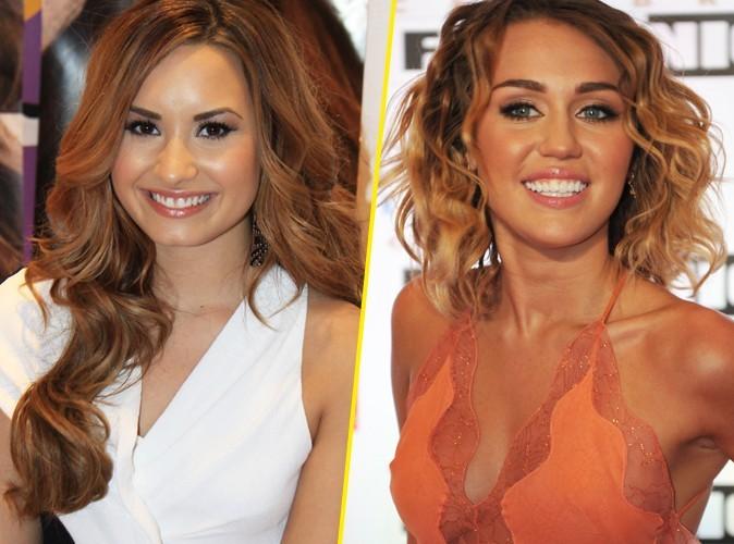 Miley Cyrus et Demi Lovato : bientôt jurées de X Factor US ?