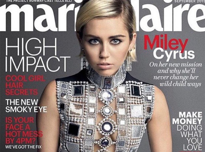 Miley Cyrus flingue Taylor Swift !