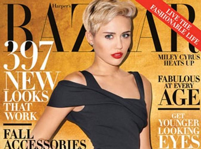 """Miley Cyrus : """"Je suis une adulte et j'agis comme une enfant"""" !"""
