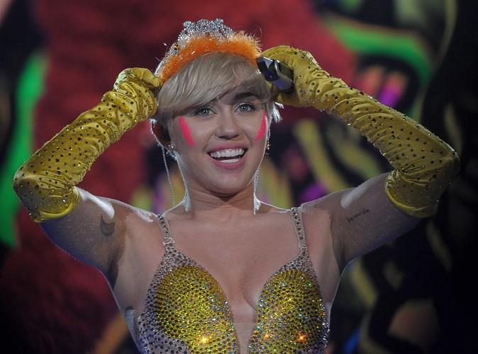 Miley Cyrus : la retransmission de son concert à la télévision américaine est un échec !