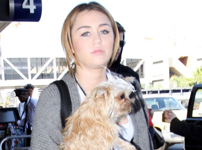 Miley Cyrus : malade et à la diet !