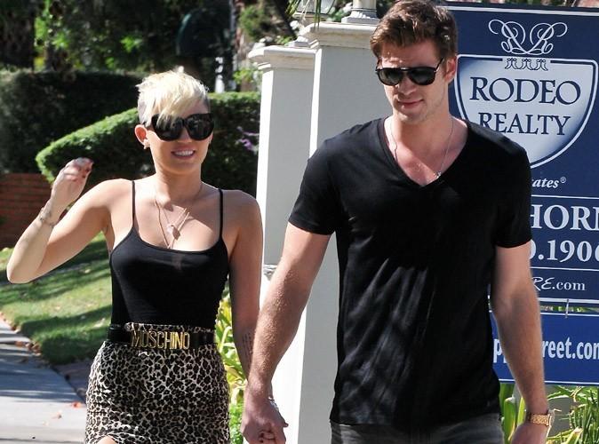 Miley Cyrus : trois cérémonies différentes pour son mariage avec Liam ?