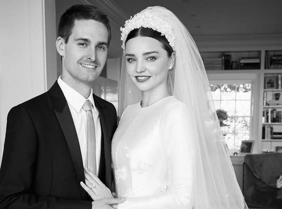 Miranda Kerr : Elle dévoile les coulisses de son mariage !