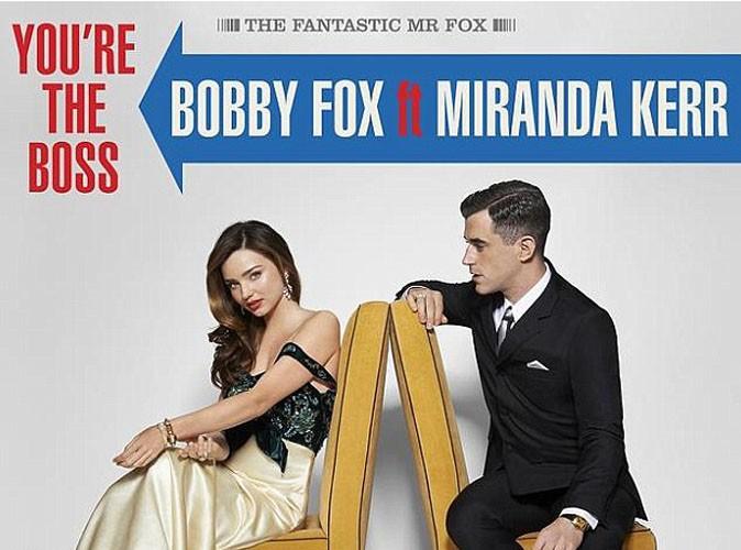 Miranda Kerr : elle se mue en chanteuse et reprend un titre du King Elvis Presley !